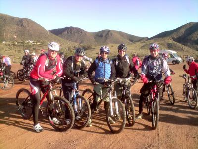 Ruta por la sierra de Cabo de Gata